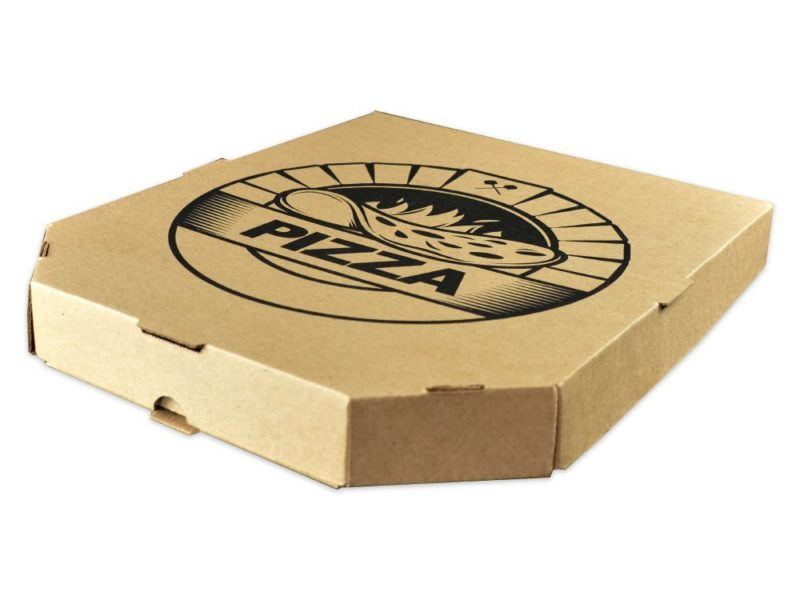 коробока для пиццы любых размеров