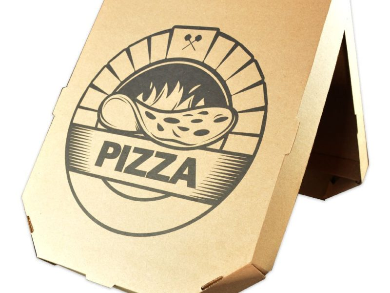 коробока для пиццы под заказ в Минске