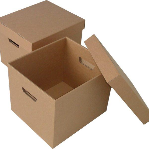 Архивная коробка производство