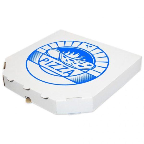 Производство коробоки для пиццы